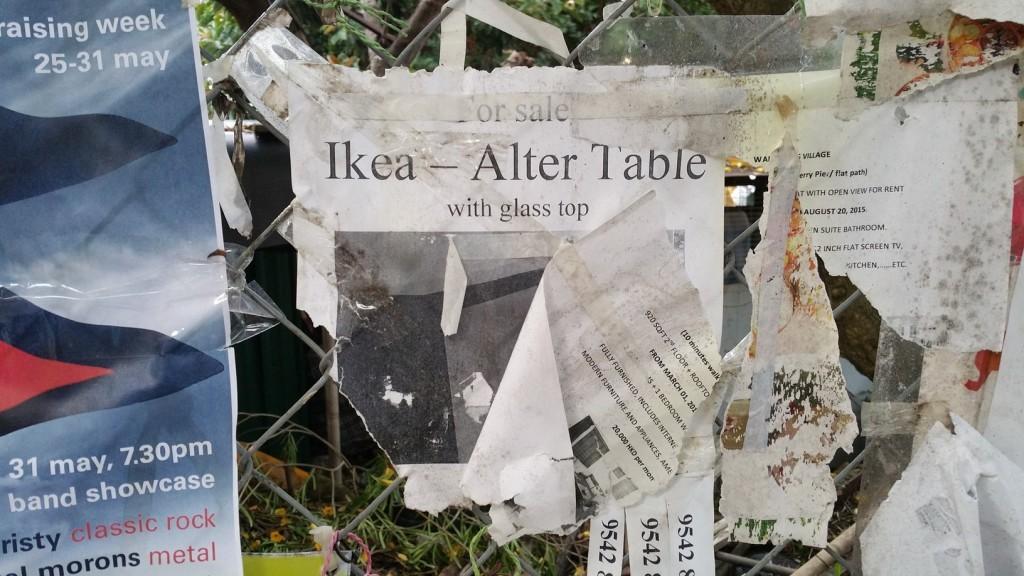 IKEA is everywhere.