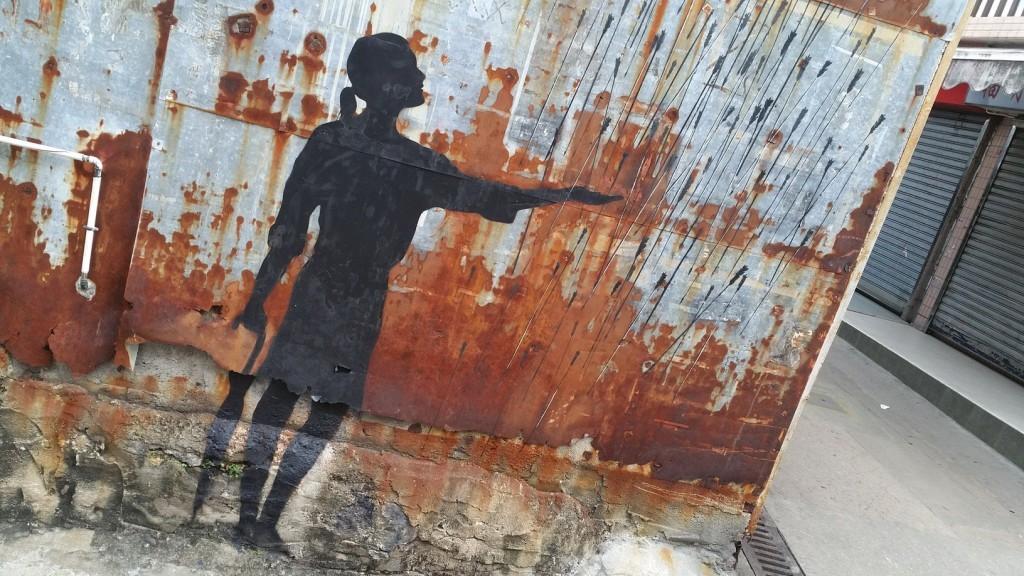 Lamma Street Art!